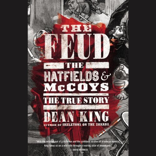 The Feud cover art