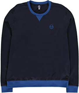 Sergio Tacchini Zacon Sweatshirt Mens Sweater Top Jumper