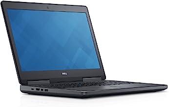 """Dell WYDRD Mobile Workstation - Precision 7520 15.6"""" LCD Intel Core i7 (7th Gen) i7 7820HQ Quad (4 Core) 2.90 GHz 16 GB DD..."""