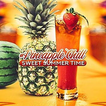 #Pineapple Chill: Sweet Summer Time - Beach Bar, Café Frappé, Sun, Cocktail & Best of Deep House Session