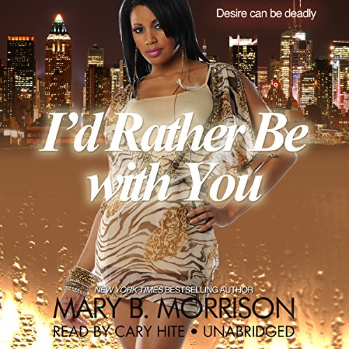 I'd Rather Be with You audiobook cover art