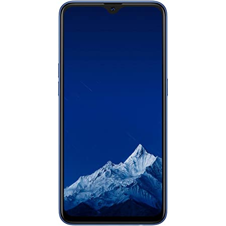 OPPO A12 (Deep Blue, 4GB RAM, 64GB Storage) with No Cost EMI/Additional Exchange Offers