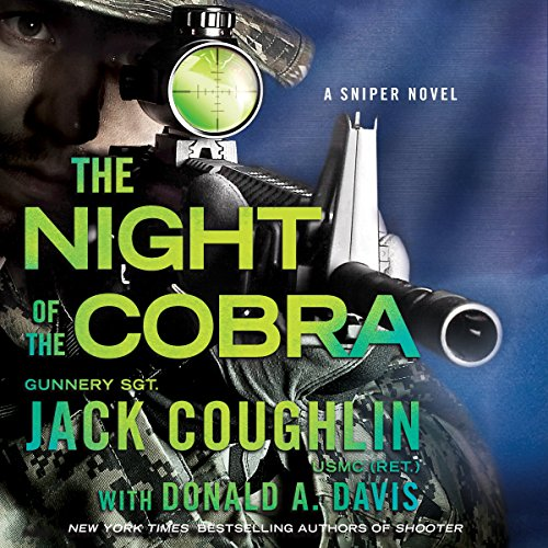 Night of the Cobra audiobook cover art