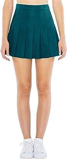 American Apparel Women`s Gabardine Tennis Skirt