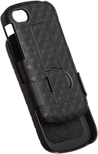 wholesale OEM Blackberry popular Q10 Black Hard Case Shell & Holster Combo popular with Kickstand Belt Clip outlet online sale