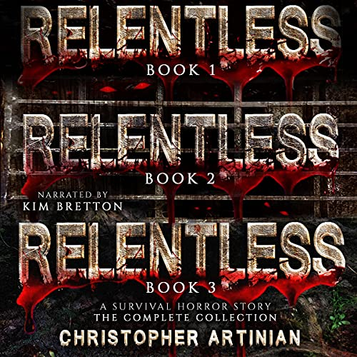 Relentless: The Complete Box Set cover art