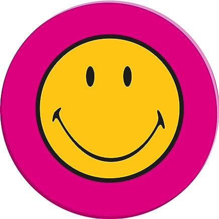 Preisvergleich für zak! Designs 6187-0312 Smiley Speiseteller 25 cm fuchsia