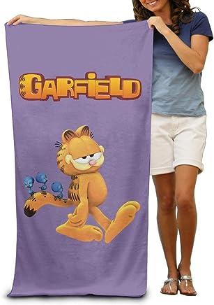 Serviette De Plage Garfield.Amazon Fr Garfield Depuis 1 Mois Cuisine Maison