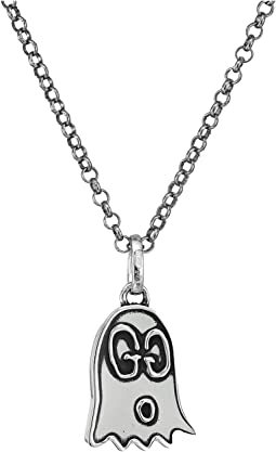 Gucci - 50cm Ghost Necklace with Small Charm