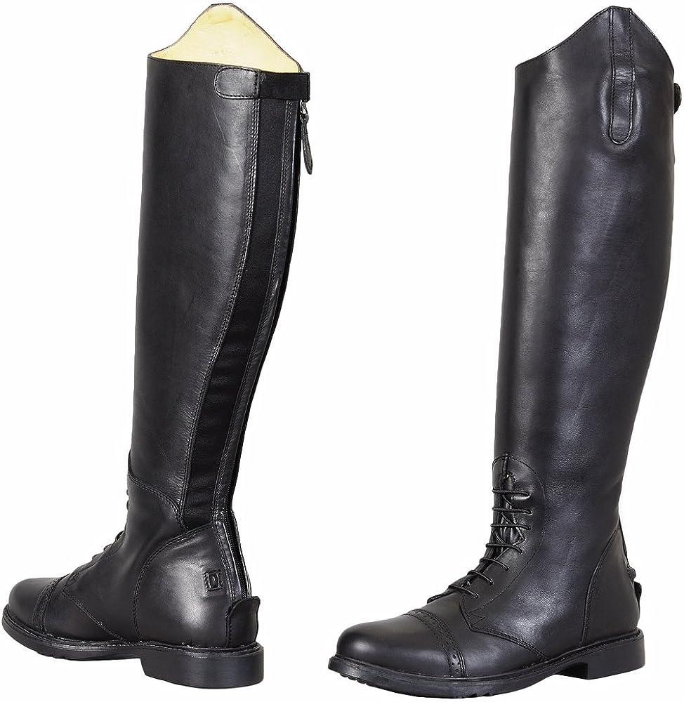 TuffRider Children's Baroque Field Boots, Black
