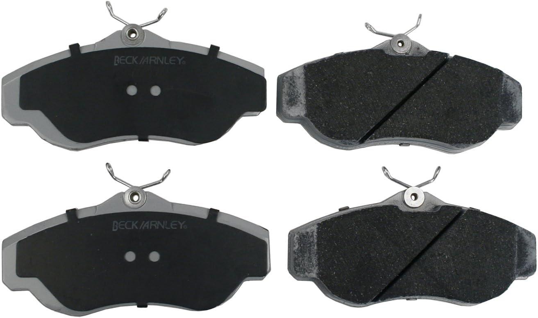 Beck Arnley Outlet SALE 085-1587 Premium Pad Brake ASM online shop