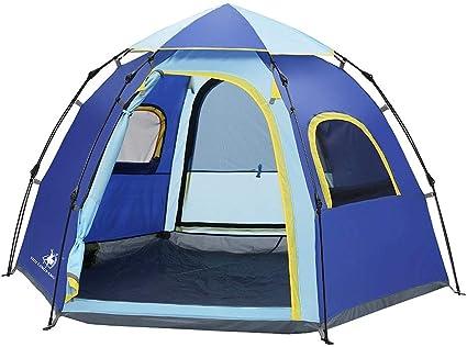 ZzheHou Tienda de campaña Equipo de Viaje Mochila de Camping ...