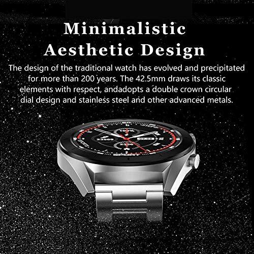 Dt99 Reloj Inteligente Ip68 Impermeable Ronda Hd Pantalla ECG Detección Reemplazable Reloj Inteligente Fitness Tracker Hombres D Moda/G-C