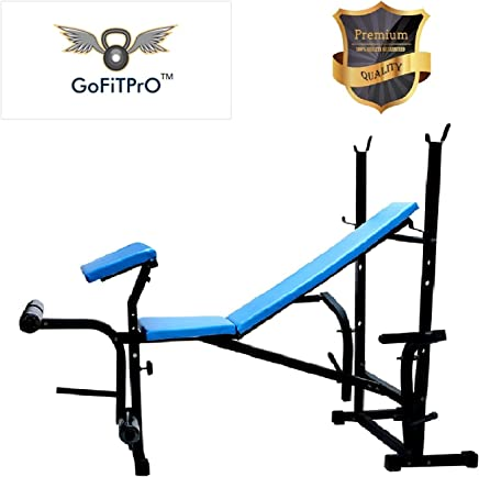 GoFiTPrO Multipurpose 7 in 1 Bench