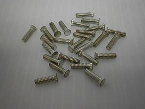 "SELF-CLINCHING FASTENER KFH-032-12ET 10-32 X 3/4"" Bronze BROACHING Stud E/T (Qty 100)"