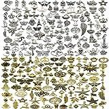 Mehrfarbig Emaille Silber Legierung Bogen Weihnachten Stöcke Anhänger Charme 30X