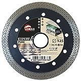 Leman 980125 Disco diamante para porcelánico extra...