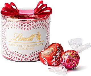 リンツ (Lindt) チョコレート リボンギフトボックス 8個(バレンタイン)ショッピングバッグS付
