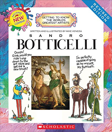 Sandro Boticelli (Revised Edition) (Getting to Know the World's Greatest Artists) (Getting to Know the World's Greatest Artists (Revised))