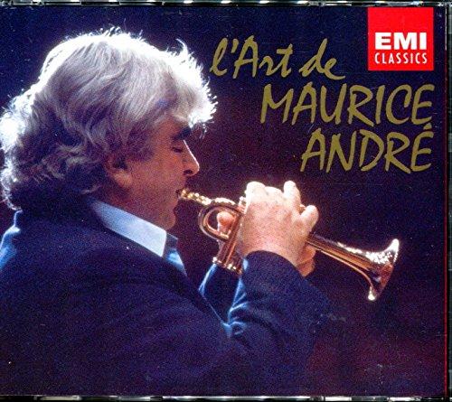 L'Art de Maurice Andre - Trumpet Concertos