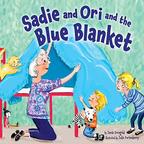 Sadie and Ori and the Blue Blanket cover art