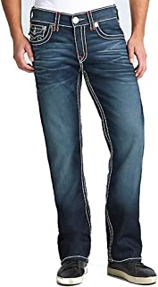 Mens Ricky Super T Jeans Size 40 Straight in River Rush (40, CMSD River Rush)