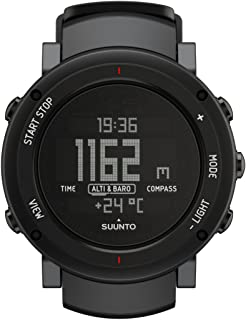 Suunto Core Watch Aluminum Deep Black One Size