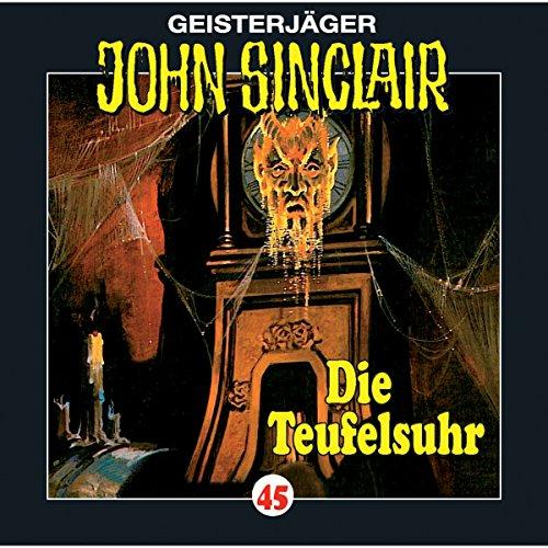 Die Teufelsuhr (John Sinclair 45) Titelbild