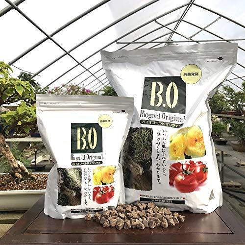 Biogold concime organico per bonsai 5 Kg.