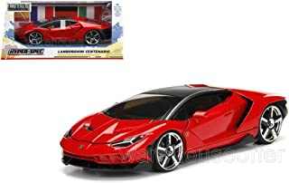 New Toys JADA 1:24 W/B - Metals - Hyper-SPEC Centenario RED Color 99360-WA1
