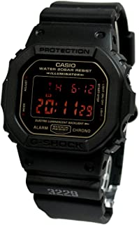 Casio G-Shock Men's Classic Collection Watch DW-5600MS-1