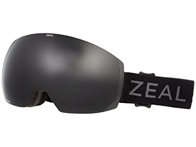 Zeal Optics Portal XL (Dark Night w/ Dark Grey Mirror + Persimmon Sky Blue Lens) Goggles