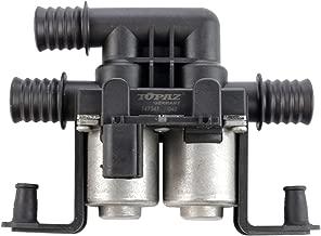 TOPAZ 64116910544 New Heater Control Valve for BMW 04-16 E53 E70 F15 X5 E71 F16 X6