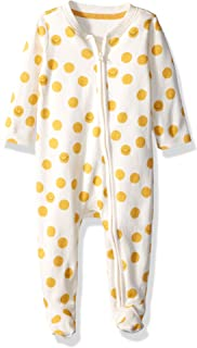 Gymboree Baby Long Sleeve Footed One-Piece