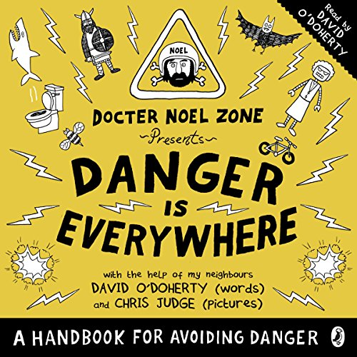 Danger Is Everywhere cover art