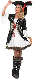 fun shack Womens Pirate Costumes Caribbean Pirates Captain Outfits