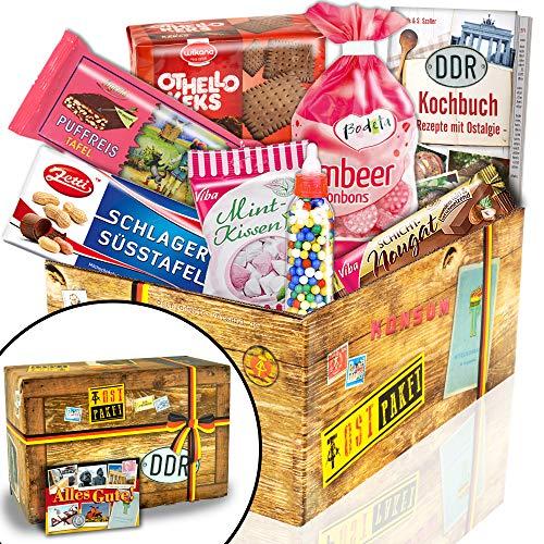 Süßigkeitenbox mit (N)ostalgie und Charme / Geschenk für Freund Geburtstag