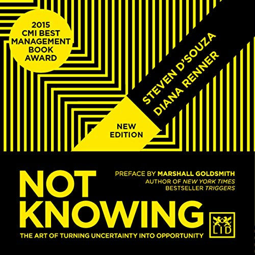 Not Knowing Audiobook By Stephen D'Souza, Diana Renner cover art