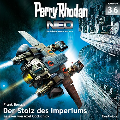 Der Stolz des Imperiums (Perry Rhodan NEO 36) Titelbild