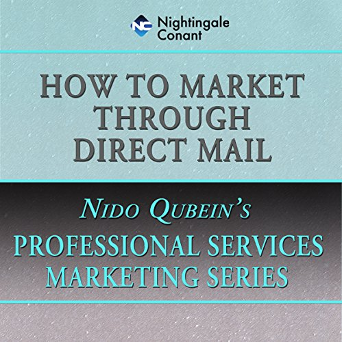 How to Market Through Direct Mail audiobook cover art