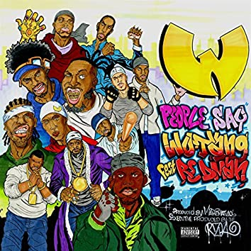 People Say (feat. Redman)