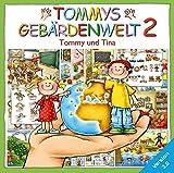 Tommys Gebärdenwelt 2: Deutsche Gebärdensprache für Kinder. 2. Teil, CD-ROM