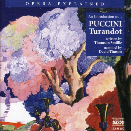 Puccini: Turandot audiobook cover art