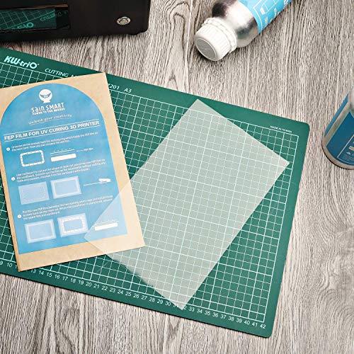 SainSmart FEP Film for UV 3D Printers, 250 x 150 x 0.175mm