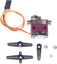 SMAKN MG90S Metal Geared Micro Servo For RC Car Boat Plane Helicopter Trex450