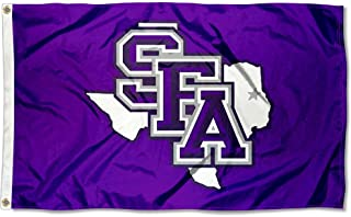 SFA Lumberjacks New Logo 3x5 College Flag