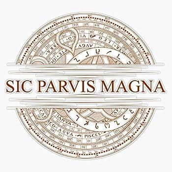 Best sic parvis magna Reviews