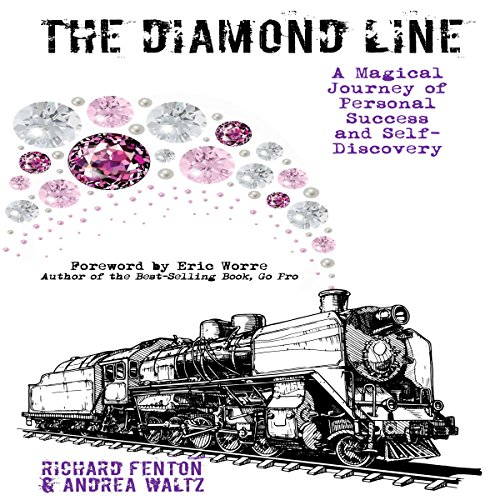 The Diamond Line audiobook cover art