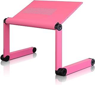 Furinno K6-PI Premium Aluminum 360 Adjustable Portable Folding Lapdesk