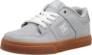 DC Shoes Boys Shoes Boy's 8-16 Pure Elastic Se Slip On Shoes Adbs300222